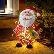 Three Kings Filigree Folklight Santa (2530081)