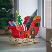 Three Kings Santas Sleigh Ho Ho Home (2530083)