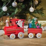 Three Kings All Aboard Santas Express (2530088)