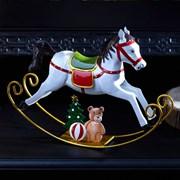 Three Kings Rocking Horse (2530090)
