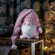 Three Kings Super Furry Winter Bjorn Pink (2531122)