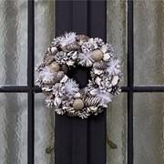 Three Kings Jinglepine Wreath 36cm (2541018)