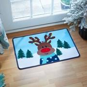 Three Kings Merry Rudolph Mat 40x60 (2555005)