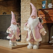 Three Kings Papa Noel Pink Large (2531146)