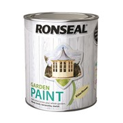 Ronseal Garden Paint Elderflower 750ml (37403)