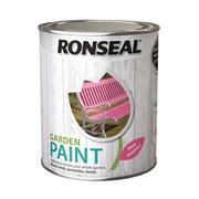 Ronseal Garden Paint Pink Jasmine 750ml (37407)