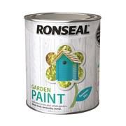 Ronseal Garden Paint Summer Sky 750ml (37416)