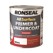 Ronseal Multi-surface Primer Wht 750ml (37559)