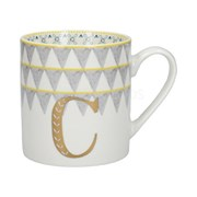 Creative Tops Ct Alphabet Mug C (C000228)