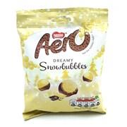 Aero Bubbles White Bag 80g (387226)