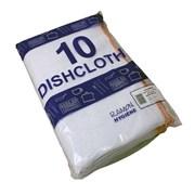 Ramon Premium Xl White Dishcloth 10s (3.18.10WHITE)
