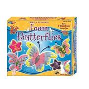 Giant Foam Butterflies Kit (863)