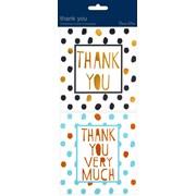 Simon Elvin Open Thank You Card (TP-510)