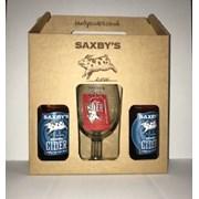 Saxby's Saxbys Original Cider Gift Set