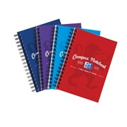 Oxford Campus Softcover Notebook Asst (40013923)