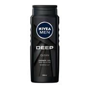 Nivea For Men Shower Deep Clean 500ml (TONIV337)