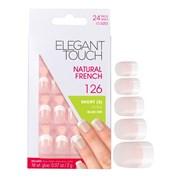 Natural French Nails 126 Short Pink (4020414)