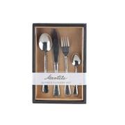 Apollo Martele Cutlery Set 16pce (4024)