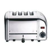 Dualit Vario Polished Classic 4 Slice Toaster (40352)