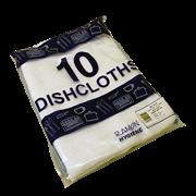 Ramon Stand White Dishcloth Blue 10s (407.16.10)