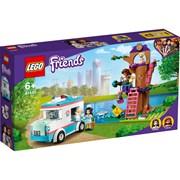 Lego® Friends Heartlake City Vet Clinic Ambulance (41445)