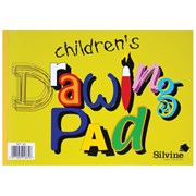 Childrens Drawing Pad 20 Sheets A4 (420)