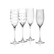 Mikasa Cheers Flute Glasses 4s (5159318)