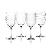 Mikasa Cheers Red Wine Glasses 4s (5159242)