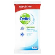 Dettol Surface Wipes Refill 1.69pmp* 30s (RB890103)