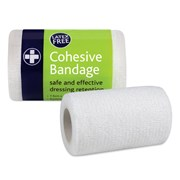 Cohesive Bandage Tan 7.5cm 4m (436)