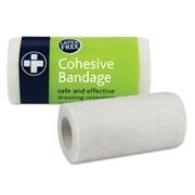 Cohesive Bandage White 10cm 4m (437)