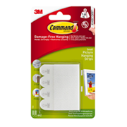 Command Small Picture Strips (4371)