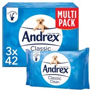 Andrex Washlets Classic Clean 40s (10069)