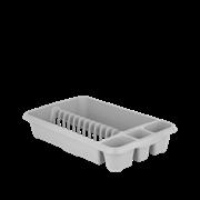 Wham Casa Dish Drainer Grey Medium (444225)