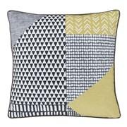 Larsson Geo Cushion Ochre 55x55 (DS/44750/W/CC55/OC)