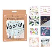 Boxed Occasions Cards 8s (4489)