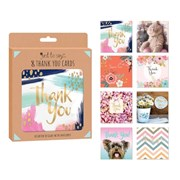 Luxury Thank You Cards 8s (4497)