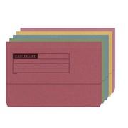 Foolscap Document Wallet Assorted (45010DENT)