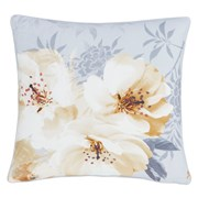 Dramatic Floral Cushion Ochre 55x55 (DS/46659/W/CC55/OC)