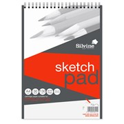 A4 Artist Pad Perforated Sheets (470)