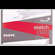 Silvine Sketch Pad A3 130gsm A3 (471)