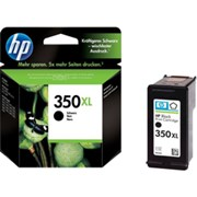 Hp No350xl Black Inkjet Cartridge (472126)