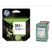 Hp No351xl Inkjet Cartridge Colour (472176)