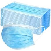 Disposable 3 Ply Face Masks Assorted 10s