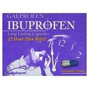 Galpharm Ibuprofen 12 Hour Capsule 8s (GL1)