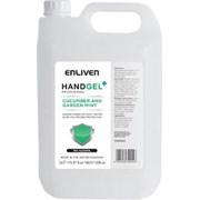 Enliven Hand Sanitiser Gel Pro 70% Alc 5ltr (C003220)