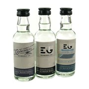 Edinburgh Gin Signature Gift Triple Pack 3x5cl (EGTRIPLE0518)