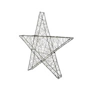Micro Big Led Outdoor Wire Star Warm White (497445)
