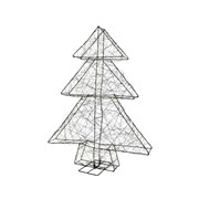 Micro Big Led Outdoor Wire Tree Warm White (497448)