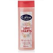 Carex Shower Lovehearts 500ml (CSG5L)